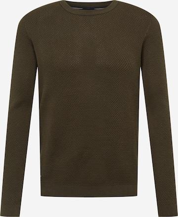 JOOP! Pullover 'Fiorino' in Grün