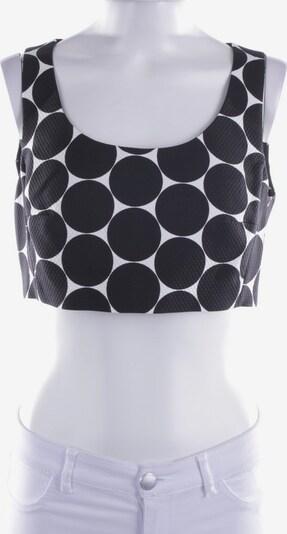 Michael Kors Top in XXL in schwarz / weiß, Produktansicht