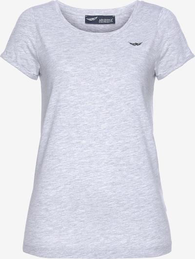 ARIZONA T-Shirt in hellgrau, Produktansicht