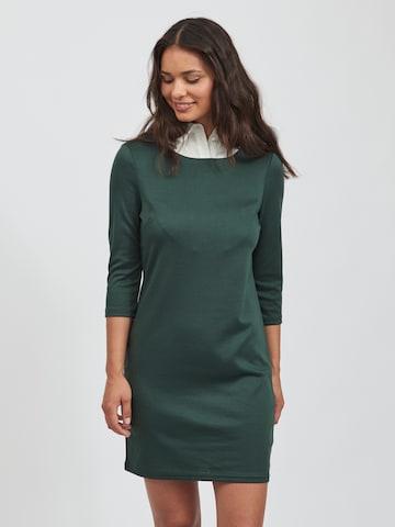 VILA Šaty 'Tinny' - Želená
