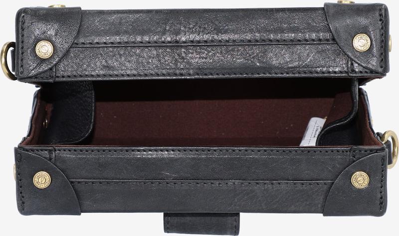 Campomaggi Umhängetasche in schwarz 9N0NR7BN