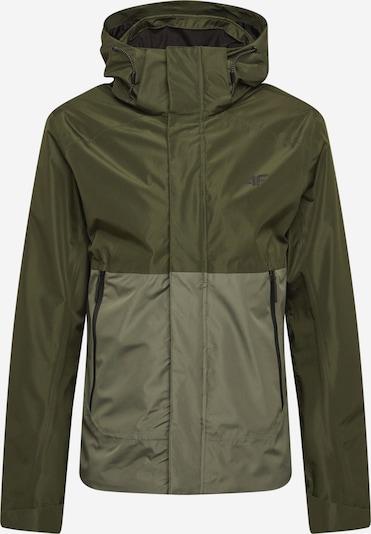 4F Outdoorová bunda - olivová, Produkt