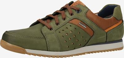 FRETZ MEN Sneaker in braun / khaki, Produktansicht