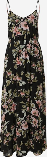 ABOUT YOU Obleka 'Emelie' | mešane barve / črna barva, Prikaz izdelka