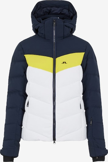J.Lindeberg Skijacke in weiß, Produktansicht