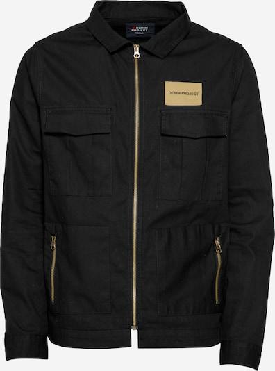 Denim Project Jacke in black denim, Produktansicht