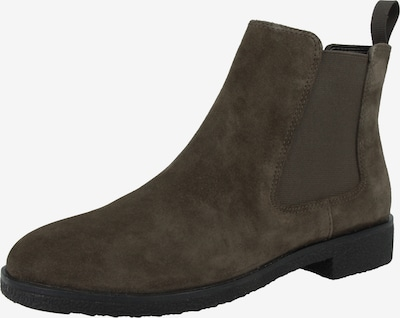 CLARKS Chelsea Boots 'Griffin Plaza' in khaki, Produktansicht