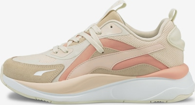 PUMA Sneaker in creme / nude / rosa, Produktansicht