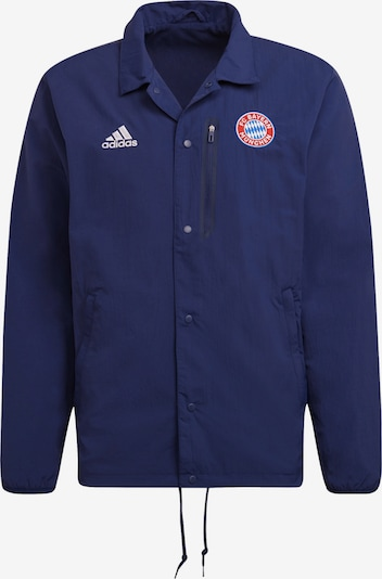 ADIDAS PERFORMANCE Jacke in blau / nachtblau, Produktansicht