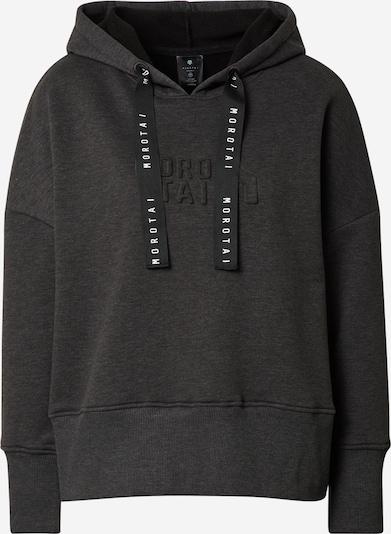 MOROTAI Sportsweatshirt 'NAKA' in grau, Produktansicht