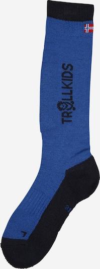TROLLKIDS Sportovní ponožky - modrá / kobaltová modř, Produkt