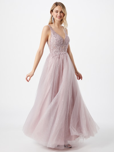 mascara Společenské šaty - bledě fialová, Model/ka