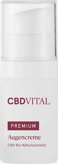 CBDVITAL Augencreme in weiß, Produktansicht