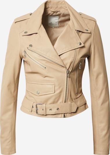 Goosecraft Overgangsjakke 'Marly' i beige, Produktvisning