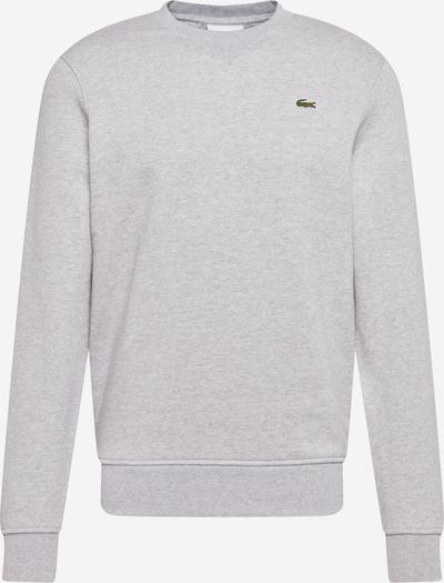 LACOSTE Sweat-shirt en gris, Vue avec produit