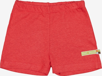 loud + proud Pants in Mixed colors / Red, Item view