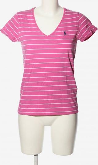 Ralph Lauren Top & Shirt in M in Pink / White, Item view