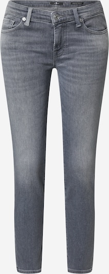 7 for all mankind Jeans 'PYPER' in de kleur Grey denim, Productweergave