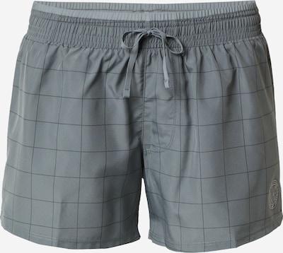 Sportinės kelnės iš NIKE , spalva - pilka / juoda, Prekių apžvalga
