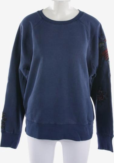 Zadig & Voltaire Sweatshirt in L in marine / mischfarben, Produktansicht