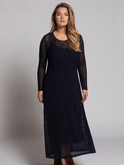 Ulla Popken Šaty - noční modrá, Model/ka