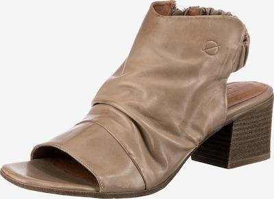 Paul Vesterbro Sandaletten in beige, Produktansicht