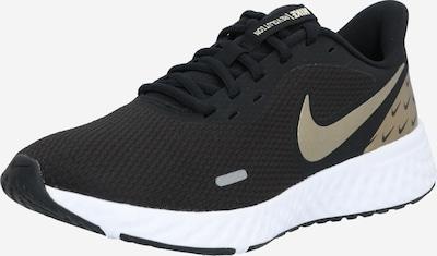 Bėgimo batai iš NIKE , spalva - Auksas / juoda, Prekių apžvalga
