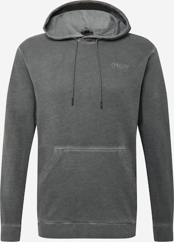 melns OAKLEY Sportiska tipa džemperis