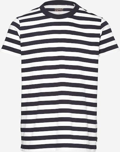 ESPRIT Shirt in navy / weiß, Produktansicht