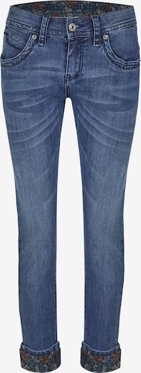 Blue Monkey Skinny Fit Jeans Laura in blau, Produktansicht