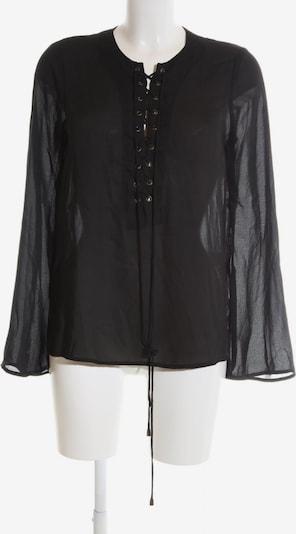 Nasty Gal Langarm-Bluse in M in schwarz, Produktansicht
