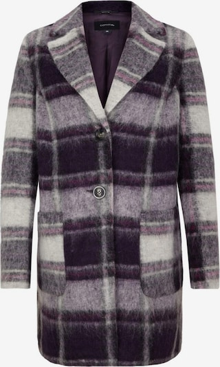 COMMA Winter Coat in Purple / Pink / White, Item view