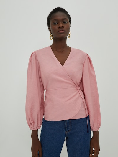 EDITED Blouse 'Papina' in Rose, View model