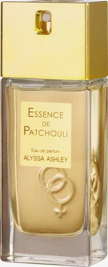 Alyssa Ashley Eau de Parfum 'Essence De Patchouli' in transparent, Produktansicht