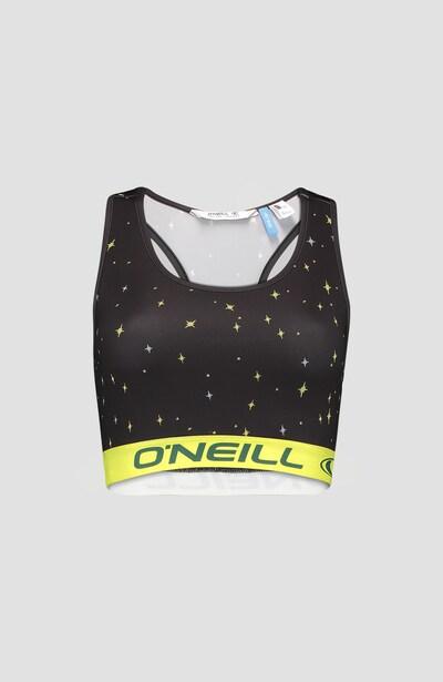 Sutien sport O'NEILL pe galben / negru / alb, Vizualizare produs