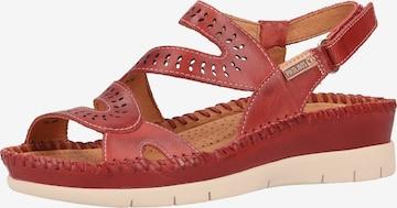 PIKOLINOS Sandalen in Rot