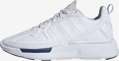 ADIDAS ORIGINALS Sneaker 'ZX 2K Flux' in blau / grau / weiß, Produktansicht