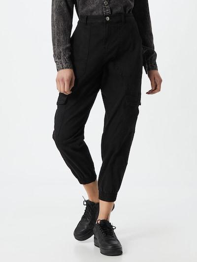 ONLY Cargobyxa 'GIGI' i svart, På modell
