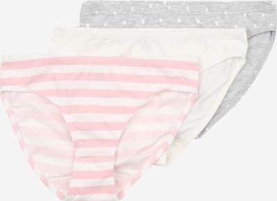 SANETTA Aluspüksid helehall / roosa / valge, Tootevaade