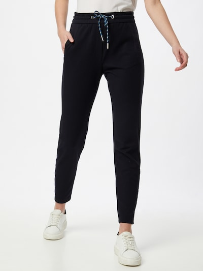 TAIFUN Hose in nachtblau, Modelansicht