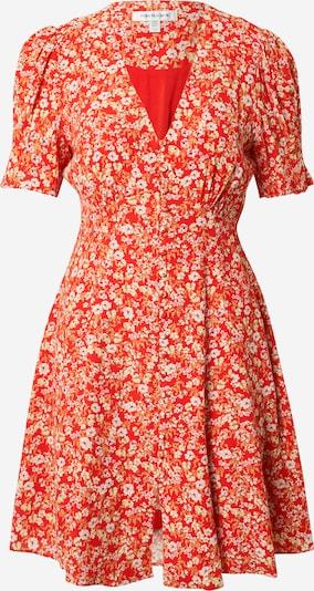 Rochie tip bluză 'Saffron' Forever New pe mai multe culori / roșu orange, Vizualizare produs