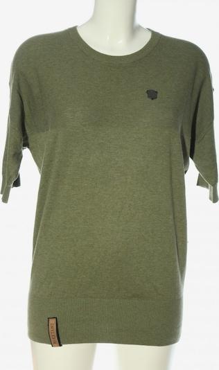 naketano Rundhalspullover in XS in khaki, Produktansicht