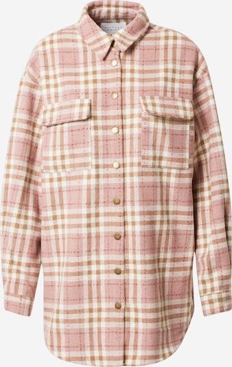 SISTERS POINT Jacke 'Eira' in creme / braun / rosa / weiß, Produktansicht
