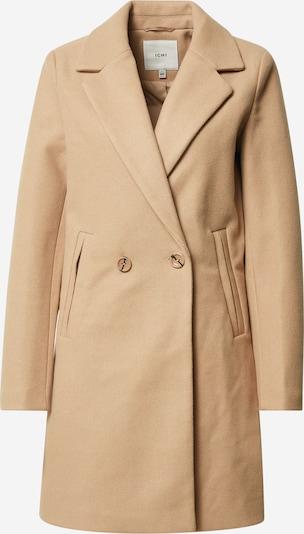 ICHI Mantel in de kleur Bruin, Productweergave