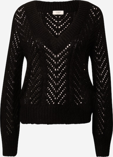 JACQUELINE de YONG Pullover 'HELENE' in schwarz, Produktansicht