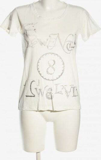 Twenty8Twelve T-Shirt in S in silber / weiß, Produktansicht
