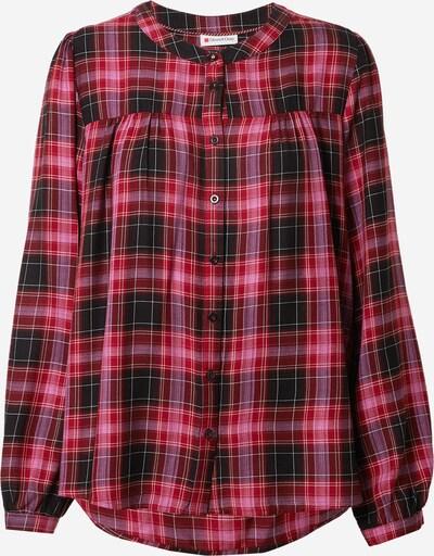Bluză STREET ONE pe roz / roșu merlot / negru, Vizualizare produs