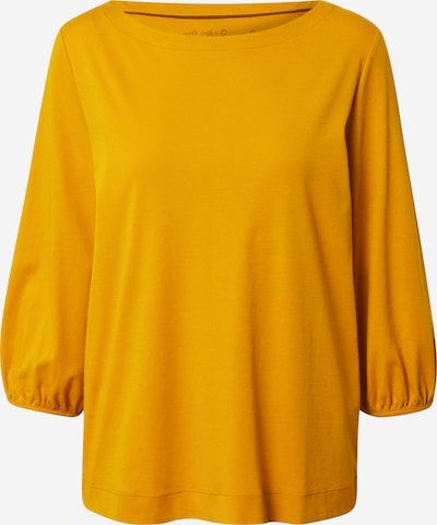 s.Oliver Shirt in goldgelb, Produktansicht