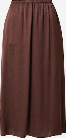 AMERICAN VINTAGE Skirt 'Widland' in Brown