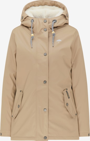 Schmuddelwedda Between-season jacket in light beige, Item view